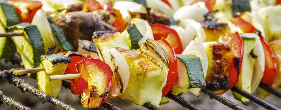 Chili Lime-Marinated Veggie Kabobs  http://healthygoods.com/natural-health-blog/chili-lime-marinated-veggie-kabobs