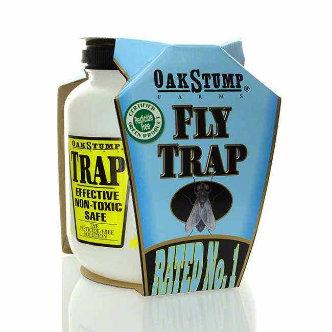 OakStump Farms Jumbo Fly Trap