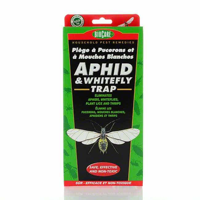 BioCare Aphid and Whitefly Trap, set of 4