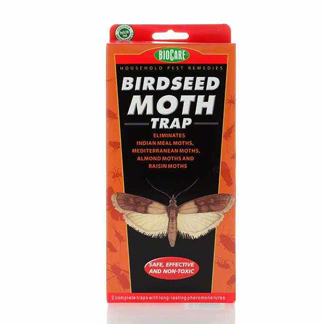 BioCare Birdseed Moth Trap, set of 2