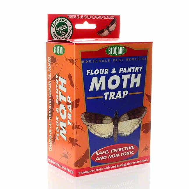 BioCare Flour and Pantry Moth Trap, set of 2