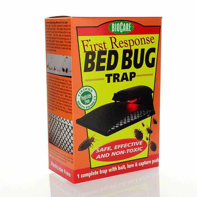 BioCare First Response Bed Bug Trap Refill