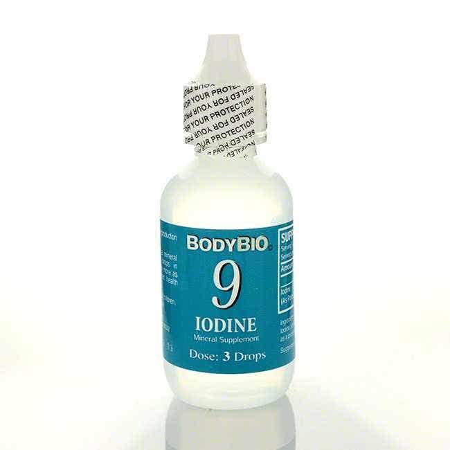 BodyBio Iodine #9