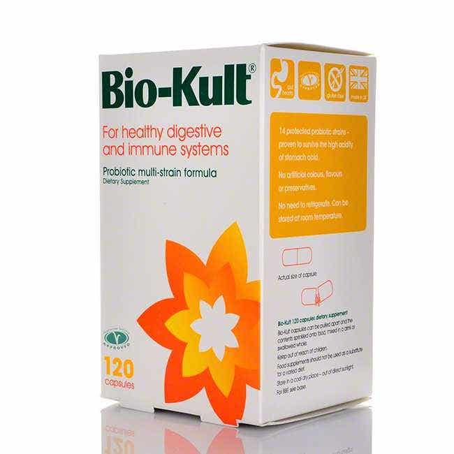 Bio-Kult Advanced Probiotic, 120 count