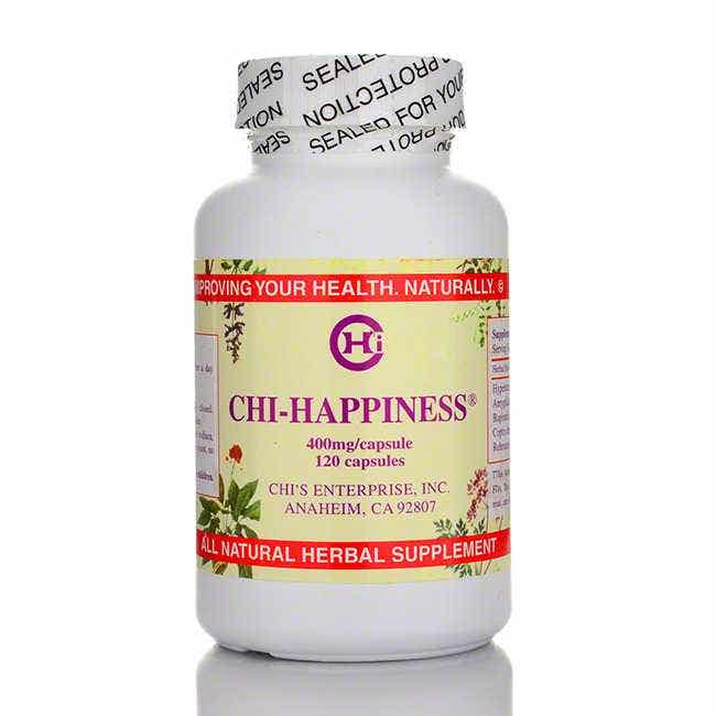 Chi's Enterprise Chi Happiness, 120 count