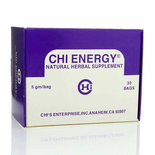 Chi's Enterprise Chi Energy Tea