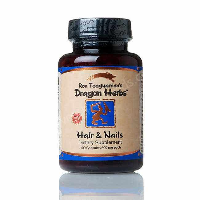Dragon Herbs Hair and Nails