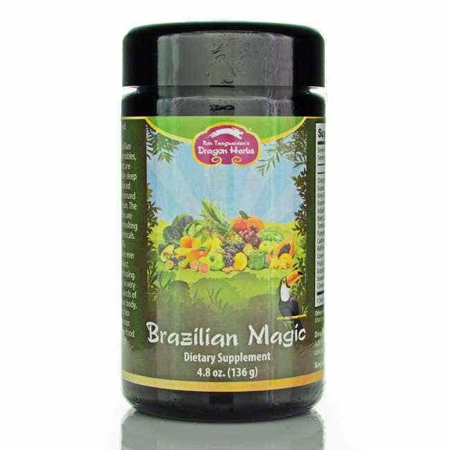 Dragon Herbs Brazilian Magic, 4.8 oz/136g
