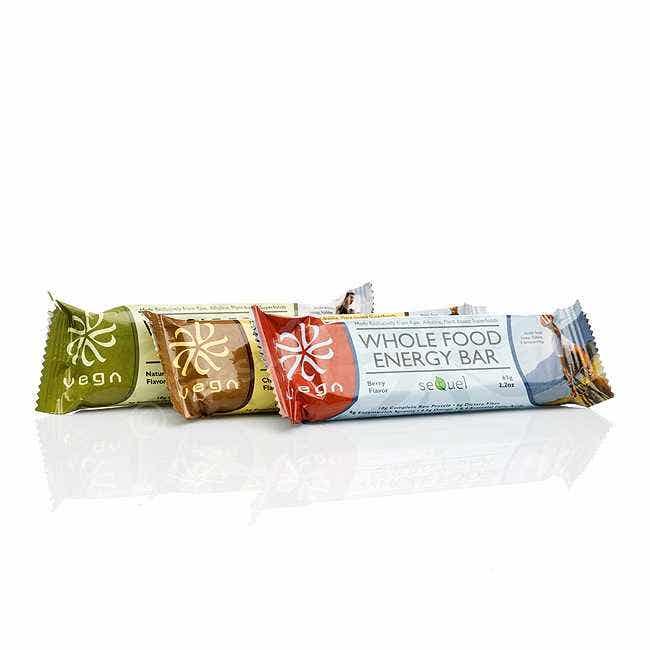 Vega Whole Food Energy Bars