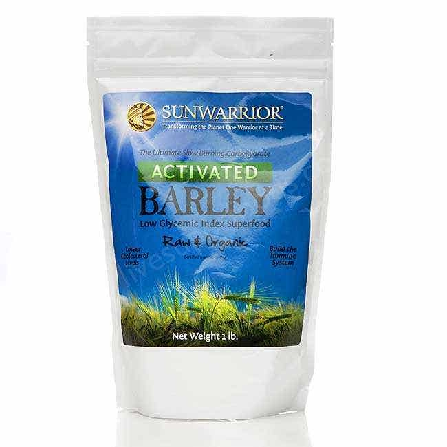 Sunwarrior Activated (Pre-Sprouted) Barley