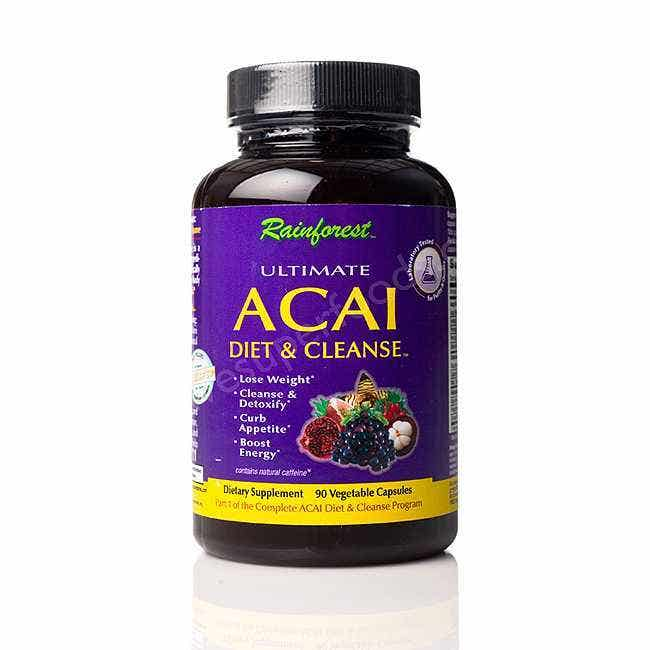Rainforest Acai Diet and Cleanse