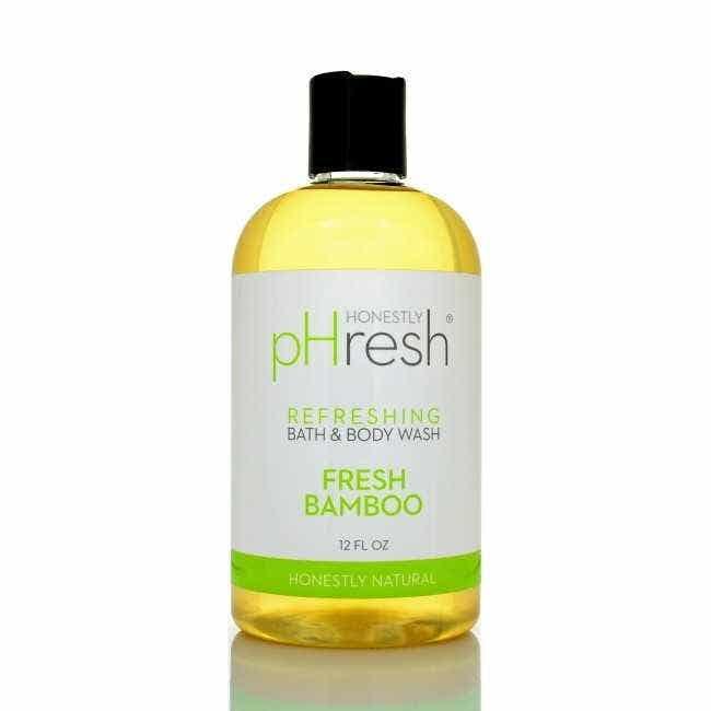 Honestly pHresh Fresh Bamboo Body Wash