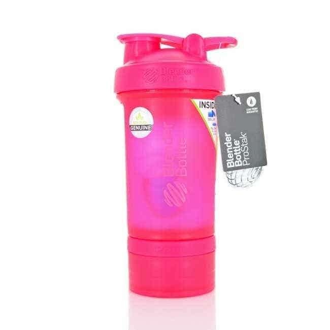 Blender Bottle ProStak, Pink