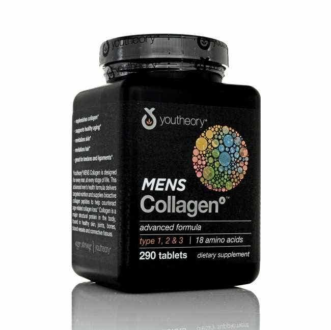 YouTheory Men's Collagen Advanced