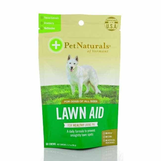 Pet Naturals® Lawn Aid Chewables for Dogs