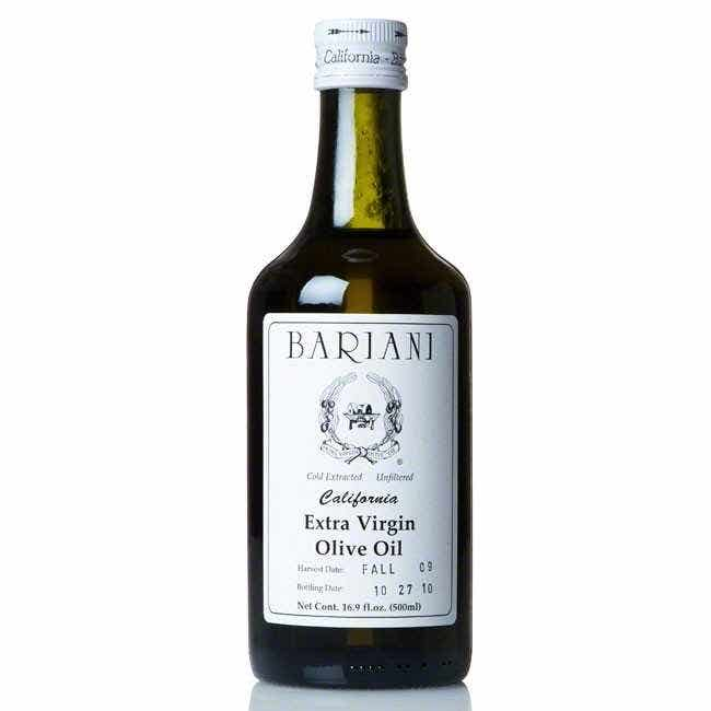 Bariani Raw Extra Virgin Olive Oil
