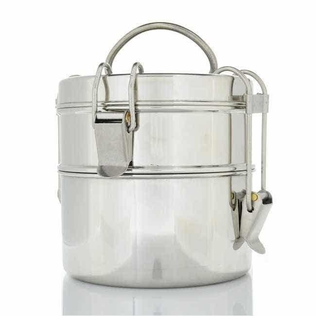 To-Go Ware Stainless Steel Snack Stack