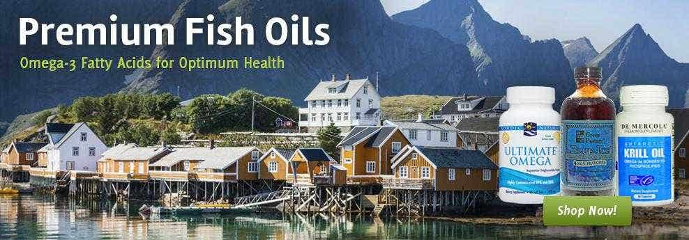 Live Superfoods Fish and Krill Oils