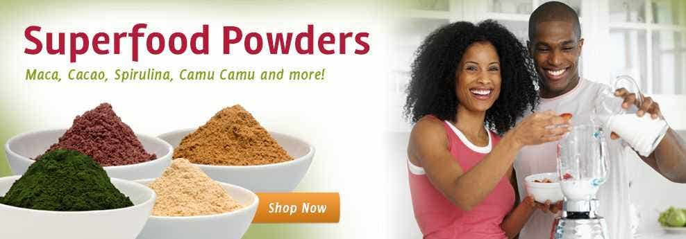 Live Superfoods Superfood Powders
