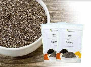Save Now on Chia Seeds