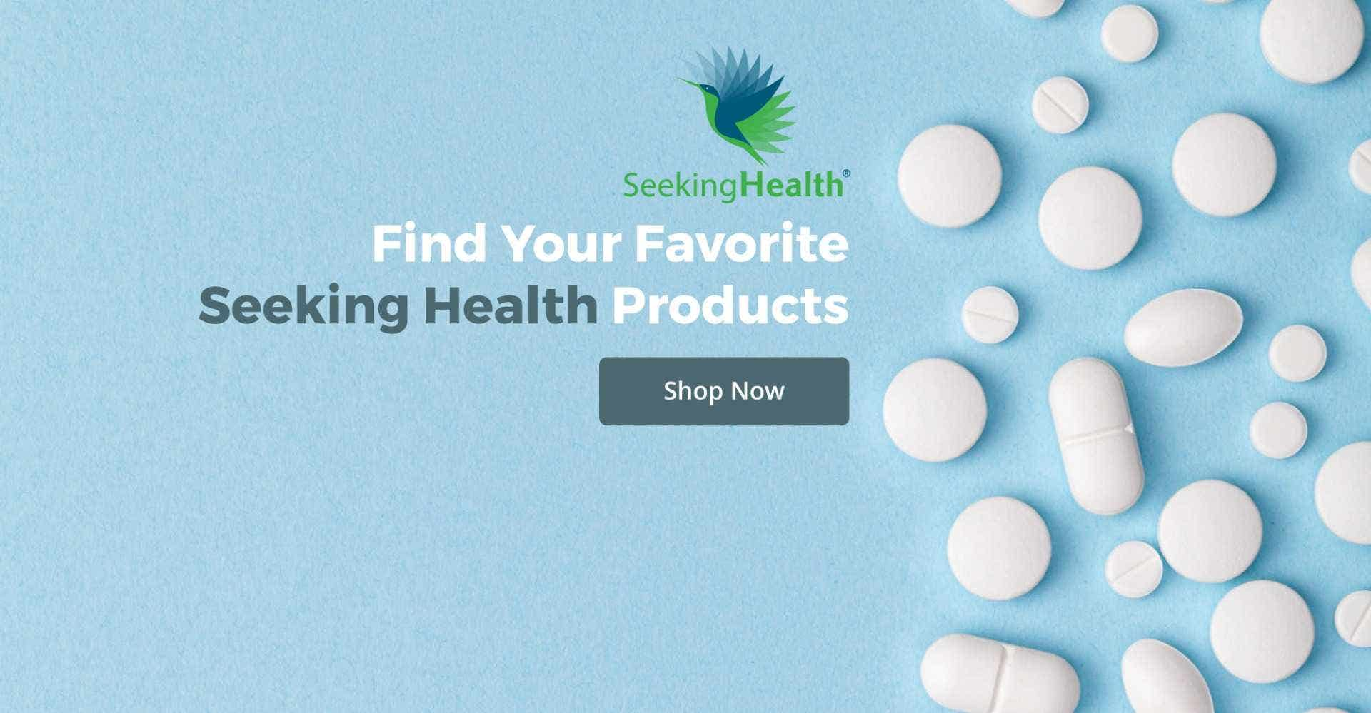 Your Home for Seeking Health Products
