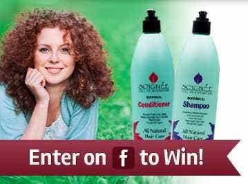 Win our Soignee Botanical Giveaway
